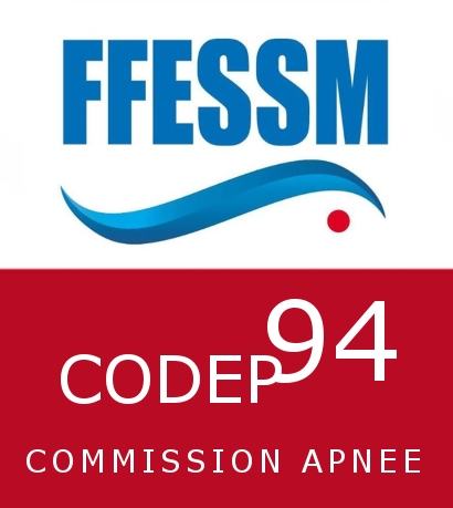 Message de la commission apnée du CODEP 94 FFESSM